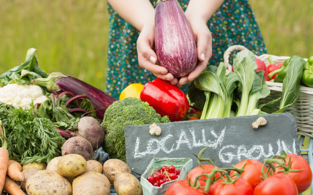 Fill Up On Fresh Produce At These Farmer's Markets