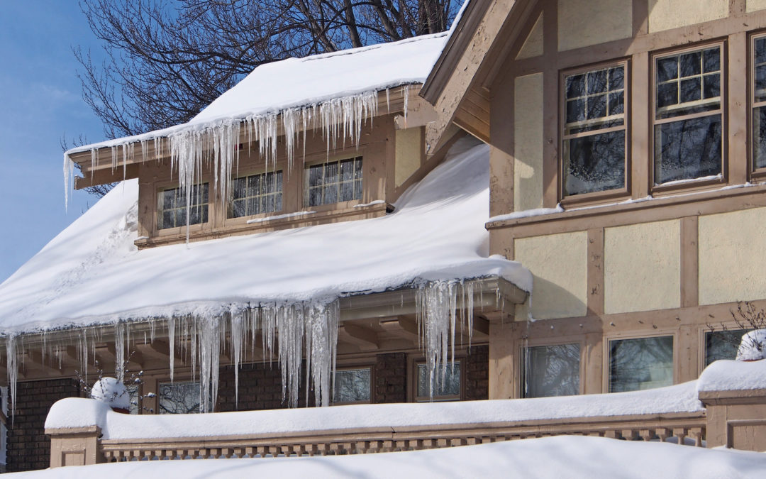 Do You Know How To Handle Ice Dams?