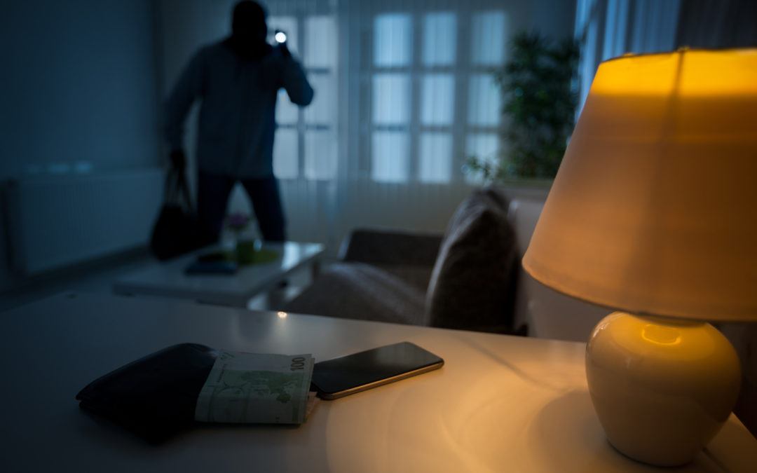 Most Commonly Stolen Home Possessions – And How to Protect Them!
