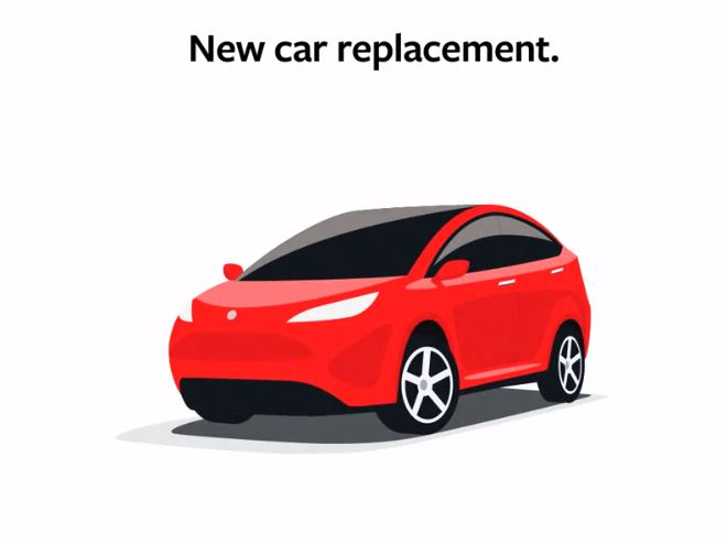 New Car Replacement